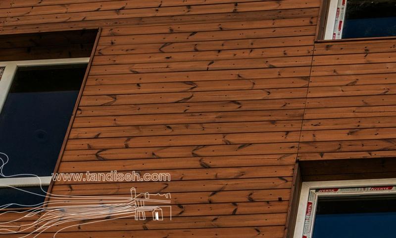 دکوراسیون داخلی،دکوراسیون تندیسه ، فروش متریال دکوراسیون، طراحی و ...دکوراسیون تندیسه : در فرآیند ترمووود چوب را ضمن اینکه با بخار محافظت میکنند تا 180 الی 215 درجه سانتی گراد حرارت میدهند. بخار علاوه بر نقش حفاظتی، بر ...